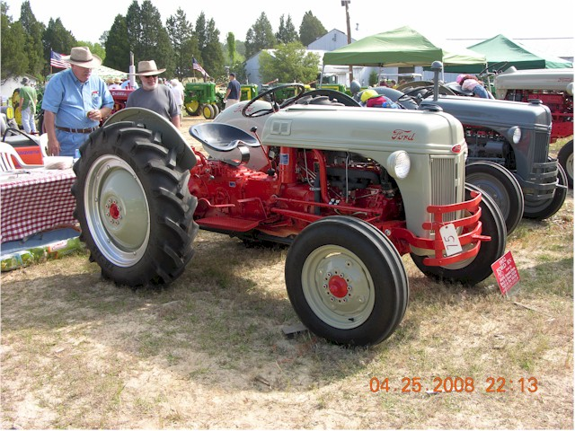 Tractor And Car Show : Clayborncompany tractor car show